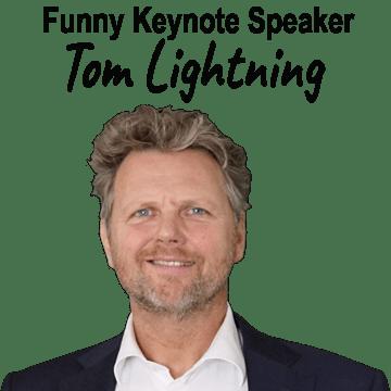 Nextglobalspeaker Tom Lightning